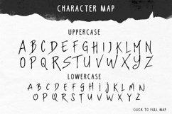 Web Font SCRATCH Typeface Product Image 3
