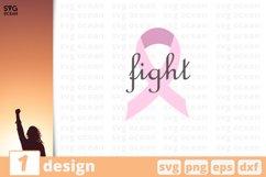 Cancer SVG Bundle | Awareness SVG | Breast Cancer Cut File Product Image 2