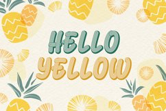 Quirky Craft Font - Donuts Kabiren Product Image 5