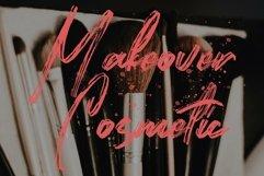 Soubrette - Textured Brush Font Product Image 3