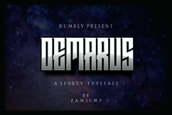 DEMARUS Product Image 1