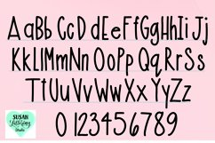 Mikrokosmos Hand lettered Serif Font, Regular and Bold, TTF Product Image 2