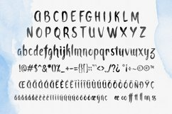 the faino typeface Product Image 2
