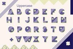 TrigonWeel color OTF font Product Image 2