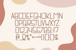 Blockster - Quirky Display Font Product Image 4