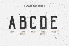 Bohem Typeface - 5 Font Styles Product Image 3