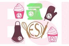 Baking Monogram Designs Set Product Image 1