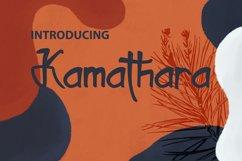 Kamathara UniqueFont Product Image 1