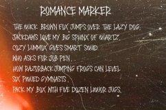 ROMANCE MARKER Product Image 3