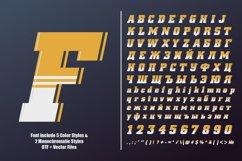 OTF color font - Fargo Product Image 4