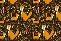 Fox Tales: patterns & clipart Product Image 4