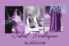 Real Violet - Signature Style Font Product Image 5