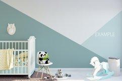 Kids Wall & Frames Mockup - BUNDLE Product Image 5