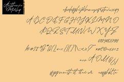 Anthonio Marlay | Signature Font Product Image 3