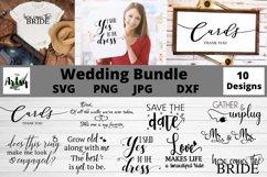 Wedding Bundle, Wedding svg Bundle, Bride svg bundle, love Product Image 1