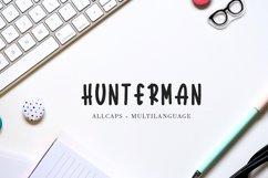 Hunterman Font Product Image 1