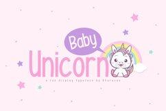 Baby Unicorn Product Image 1