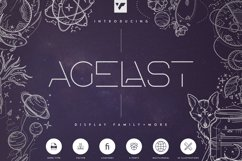 Agelast Display Family More Product Image 1
