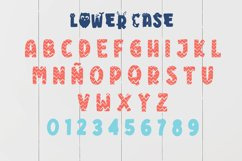 Big Little Creatures - Animal font with EXTRAS Product Image 2