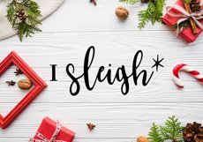 Funny Christmas Phrases SVG Cut File Bundle Product Image 5