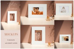 White Frames Mockups Bundle Product Image 1