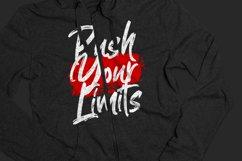 Linebrush - Rough Brush Font Product Image 3