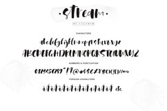 Stream Font Product Image 2