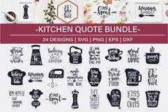 Kitchen SVG Bundle design set Product Image 1