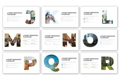 Alphabet - Infographic Template Product Image 3