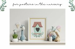 Easter clipart, easter bunny PNG, easter eggs, easter PNG Product Image 5
