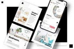 Interior Designer Instagram Posts Template | CANVA Product Image 8