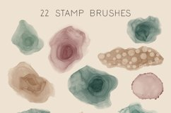 ALCOHOL INK STAMPS FOR PROCREATE Product Image 5
