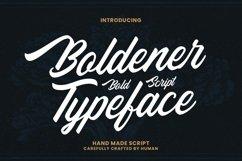 Web Font Boldener Product Image 1
