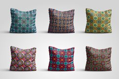 Ethnic seamless pattern collection Product Image 5