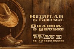 Rodeo Typeface Product Image 3