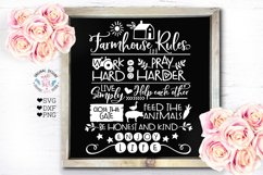 Home and Summer Rules Cut Files and Sublimation Bundle Product Image 5