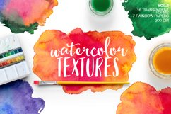 WATERCOLOR TEXTURES VOL.2 Product Image 1