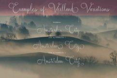Veilland - Fancy Script Font Product Image 3
