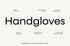 Konnect Regular & Italic Fonts Product Image 4
