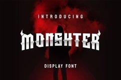 MONSHTER Product Image 1