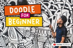 Your Doodle Font - Cute Kids Handwriting Font Product Image 10