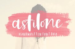 Astilone Font Duo Product Image 1