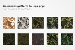 Russia Flecktarn Camouflage Patterns Product Image 2