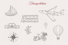 Hand drawn Wedding Map Creator Product Image 6