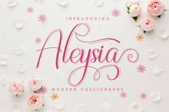 Aleysia Product Image 1