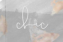 Chic - Handwritten Script Font Product Image 1
