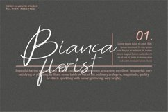 Web Font - Barristar Product Image 6