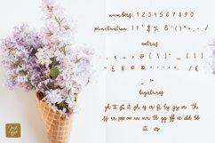 Anastasia a calligraphic font Product Image 3