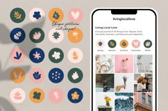 Instagram Highlight Covers Floral Botanics Product Image 6