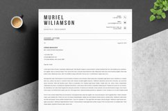 Cover Letter and Resume Template Product Image 4